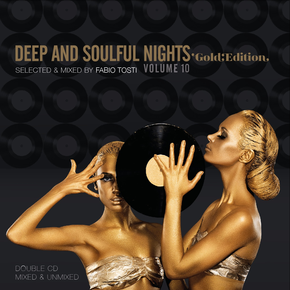 Deep and Soulful Nights vol. 10 Gold Edition